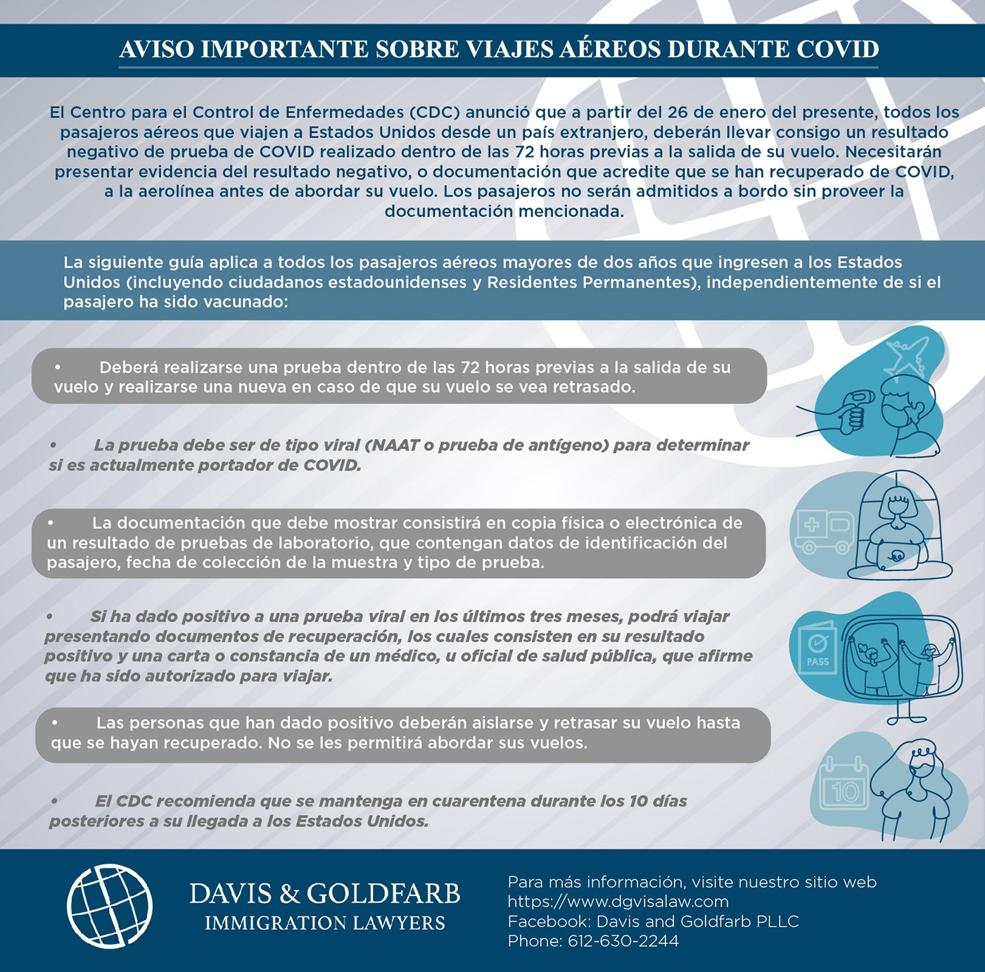 ¿Cómo puedo hacerme una prueba de COVID en México?